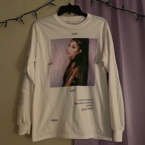 Ariana Grande birthday merch